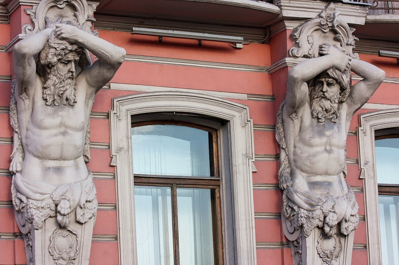 Дворец белосельских-белозерских в санкт-петербурге, фотограф.