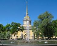 Фото достопримечательности Санкт-Петербурга Адмиралтейства