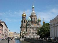 Popular sights and attractions in Saint-Petersburg