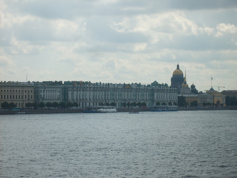 Description of the Winter Palace